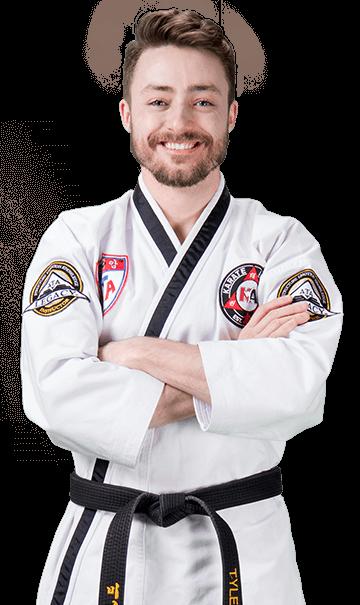 Mr. Tyler Reed Karate Atlanta