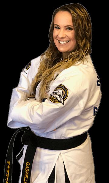 Gabrielle Caster Karate Atlanta